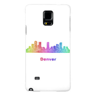 Horizonte de Denver del arco iris