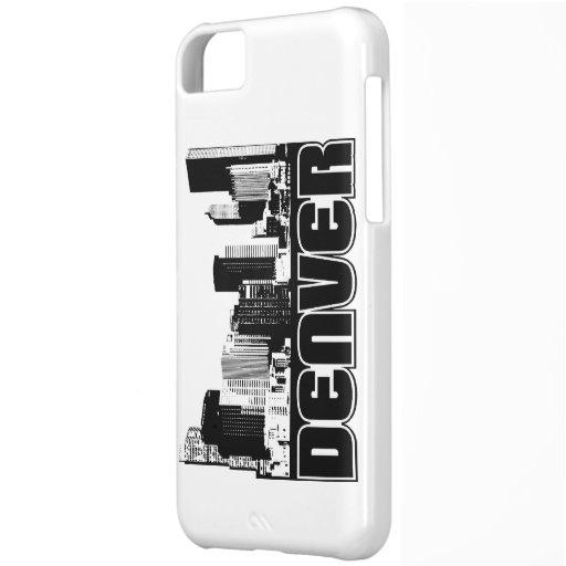 Horizonte de Denver Funda Para iPhone 5C