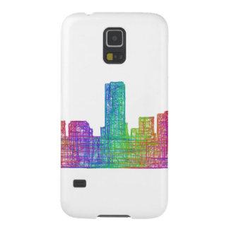 Horizonte de Denver Fundas Para Galaxy S5