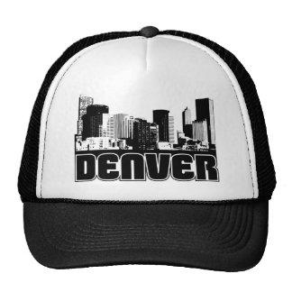 Horizonte de Denver Gorros