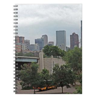 Horizonte de Denver Libros De Apuntes