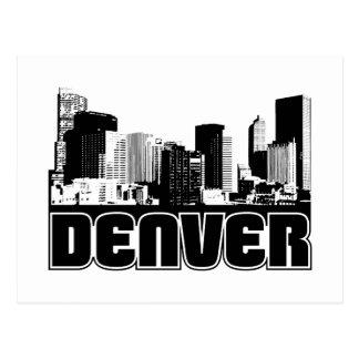 Horizonte de Denver Postal