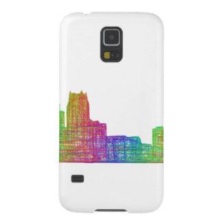 Horizonte de Detroit Carcasa Galaxy S5