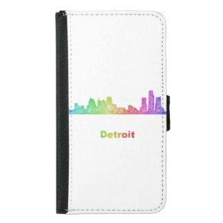 Horizonte de Detroit del arco iris