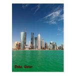 Horizonte de Doha, 2011 Postales