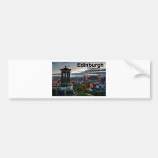 Horizonte de Escocia Edimburgo (St.K) Pegatina Para Auto
