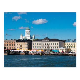 Horizonte de Helsinki Postales