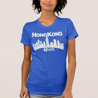 Horizonte de Hong Kong Camisetas
