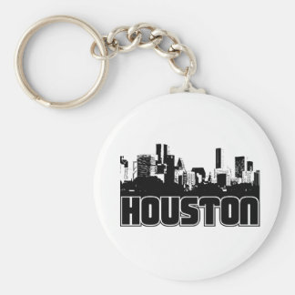 Horizonte de Houston Llaveros