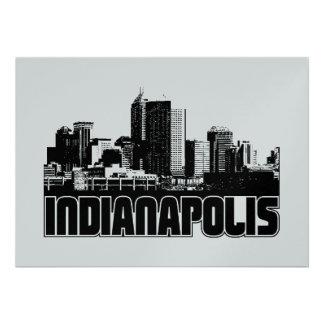 Horizonte de Indianapolis Anuncios