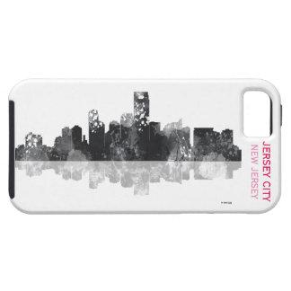 HORIZONTE DE JERSEY CITY, NEW JERSEY FUNDA PARA iPhone SE/5/5s