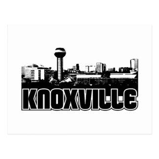 Horizonte de Knoxville Postales