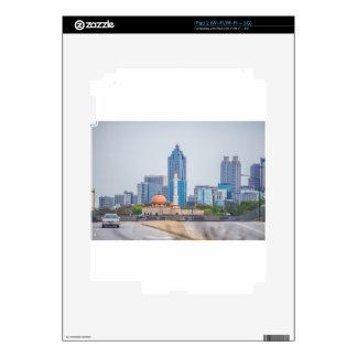 horizonte de la ciudad de Atlanta en Georgia iPad 2 Skin