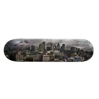 Horizonte de la ciudad de Londres Tablas De Patinar