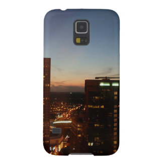 Horizonte de la ciudad de Minneapolis Minnesota Fundas De Galaxy S5