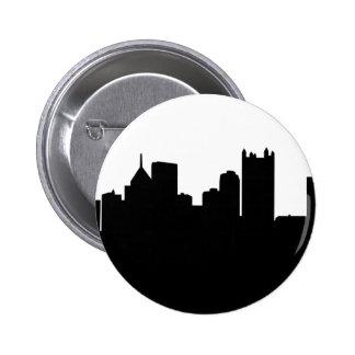 Horizonte de la ciudad de Pittsburgh Pins