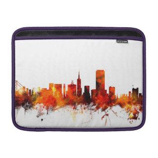 Horizonte de la ciudad de San Francisco Fundas Macbook Air