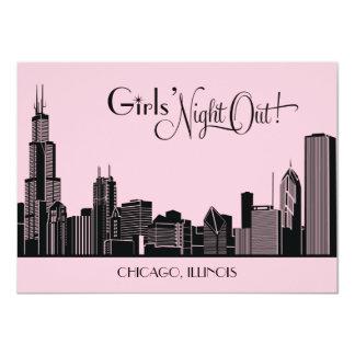 Horizonte de las invitaciones el | Chicago del Anuncios