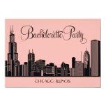 Horizonte de las invitaciones el | Chicago del Comunicados Personales