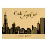Horizonte de las invitaciones el | Chicago del fie