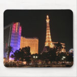 Horizonte de Las Vegas Alfombrillas De Ratones