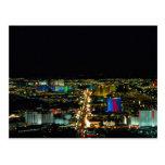 Horizonte de Las Vegas en Las Vegas Postal