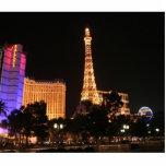 Horizonte de Las Vegas Esculturas Fotográficas
