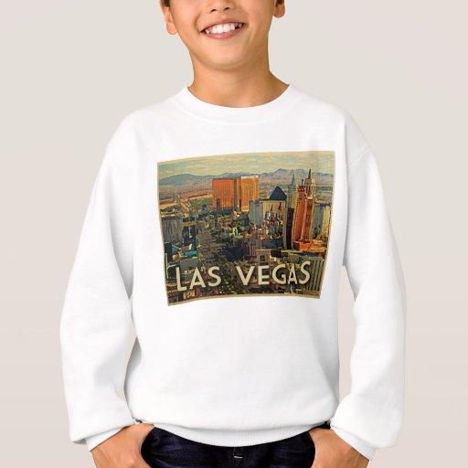 Horizonte de Las Vegas Sudadera