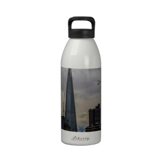 Horizonte de Londres Botellas De Agua Reutilizables