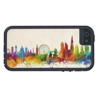 Horizonte de Londres Inglaterra iPhone 5 Case-Mate Cárcasas