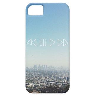 Horizonte de Los Ángeles - California iPhone 5 Funda