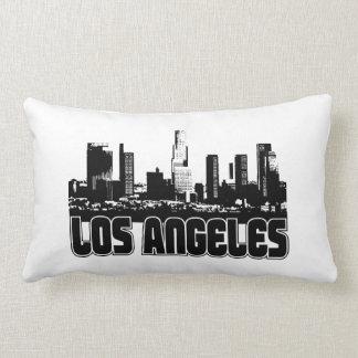 Horizonte de Los Ángeles Cojines
