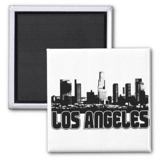 Horizonte de Los Ángeles Imanes Para Frigoríficos