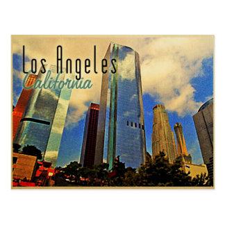 Horizonte de Los Ángeles Tarjetas Postales