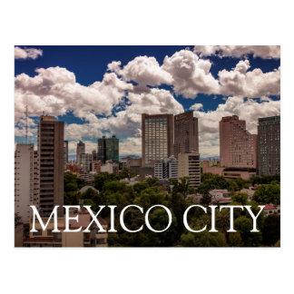 Horizonte de los hoteles en Polanco Ciudad de Postales