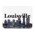 Horizonte de Louisville KY con Louisville en el ci Iman