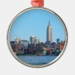 Horizonte de Manhattan según lo visto de Hoboken,  Ornamentos De Reyes