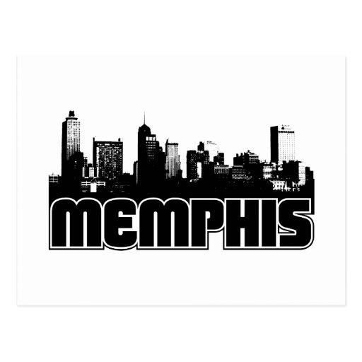 Horizonte de Memphis Postal
