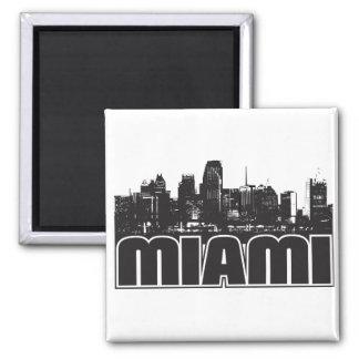 Horizonte de Miami Iman De Frigorífico