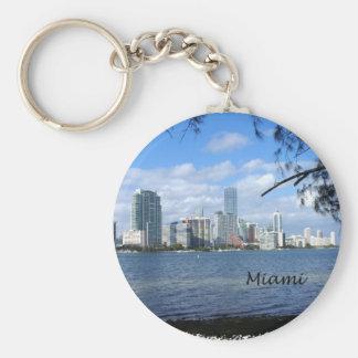 Horizonte de Miami Llavero