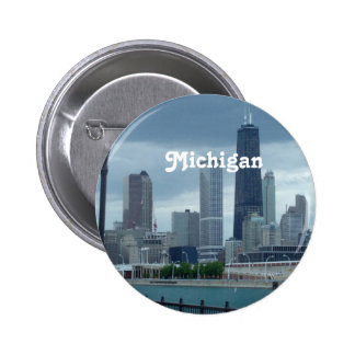 Horizonte de Michigan Pins