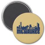 Horizonte de Milwaukee Imán Para Frigorífico