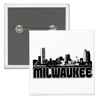 Horizonte de Milwaukee Pin Cuadrado