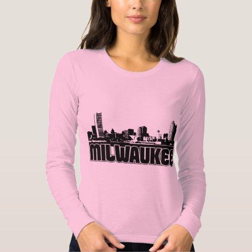 Horizonte de Milwaukee Playera