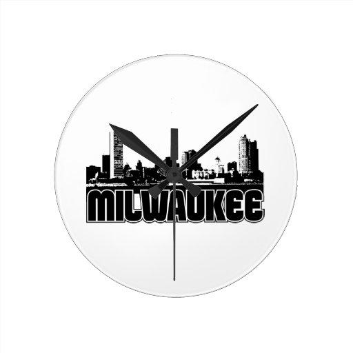 Horizonte de Milwaukee Relojes