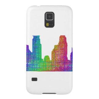 Horizonte de Minneapolis Fundas Para Galaxy S5