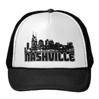 Horizonte de Nashville Gorras