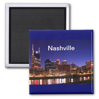Horizonte de Nashville Imanes De Nevera