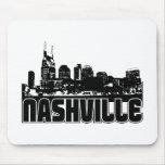 Horizonte de Nashville Tapetes De Raton