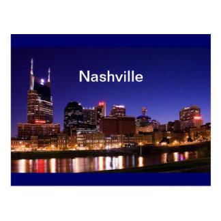 Horizonte de Nashville Tarjetas Postales